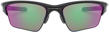Oakley Half Jacket 2.0 XL Sunglasses, Polished Black Frames, Prizm Golf Lenses, OO9154-49
