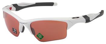 Oakley Half Jacket 2.0 XL Sunglasses, Polar White Frames, Prizm Golf Lenses, OO9154-6362