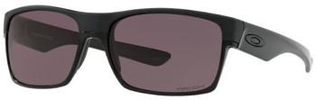 Oakley TwoFace Sunglasses, Steel Frames, Prizm Grey Lenses, OO9189-4260