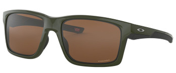 Oakley Mainlink XL, Military Green Frames, Prizm Tungsten Lenses, OO9264-4461
