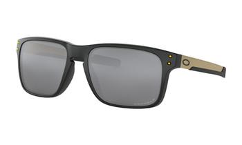 Oakley Holbrook Mix Sunglasses, Matte Black Frames, Prizm Black Lenses, OO9384-0957