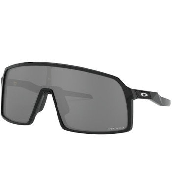 Oakley Sutro Sunglasses, Polished Black Frames, Prizm Black Lenses, OO9406-0137
