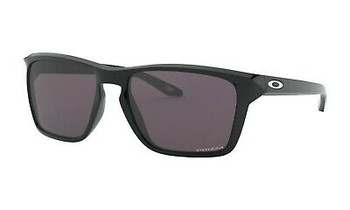 Oakley Sylas Sunglasses, Polar Black Frames, Prizm Grey Lenses, OO9448-0157