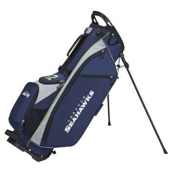 Wilson NFL Carry Stand Bag (Seattle Seahawks)