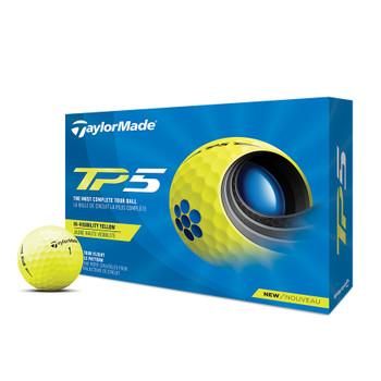 Taylormade TP5 Golf Balls 2021
