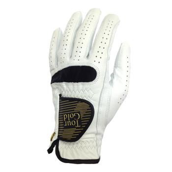 Galaxy Ladies Tour Gold Golf Glove