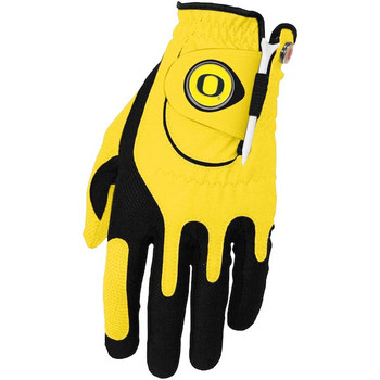 Zero Friction Oregon Ducks Golf Glove (Yellow)