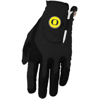 Zero Friction Oregon Ducks Golf Glove (Black)