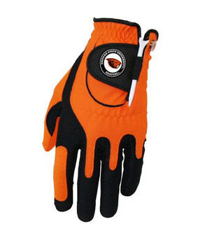 Zero Friction Oregon State Beavers Golf Glove (Orange)