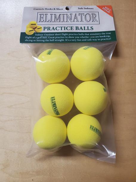 Charter Eliminator Practice Balls