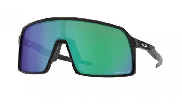 Oakley Sutro Sunglasses, Black Ink Frames, Prizm Jade Lenses, OO9406-0337