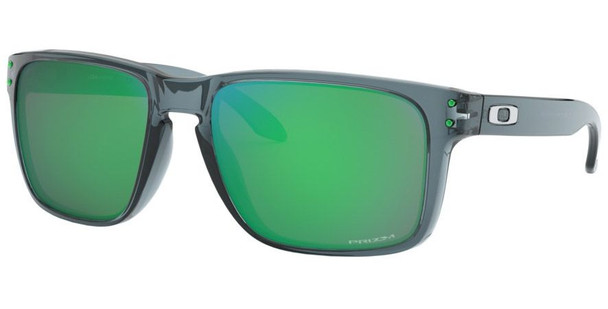 Oakley Holbrook XL Sunglasses, Crystal Black Frames, Prizm Jade Lenses, OO9417-1459