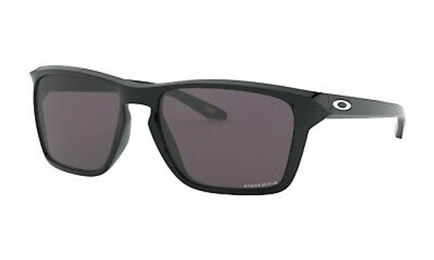 Oakley Sylas Sunglasses, Polar Black Frames, Prizm Grey Lenses, OO9448-0157