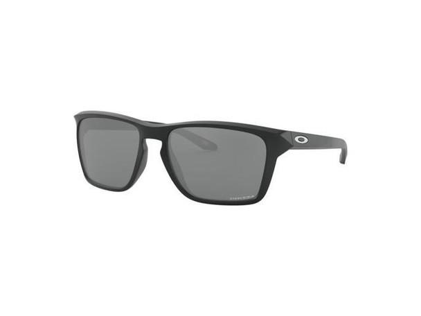 Oakley Sylas Sunglasses, Polar Matte Black Frames, Prizm Black Lenses, OO9448-0357