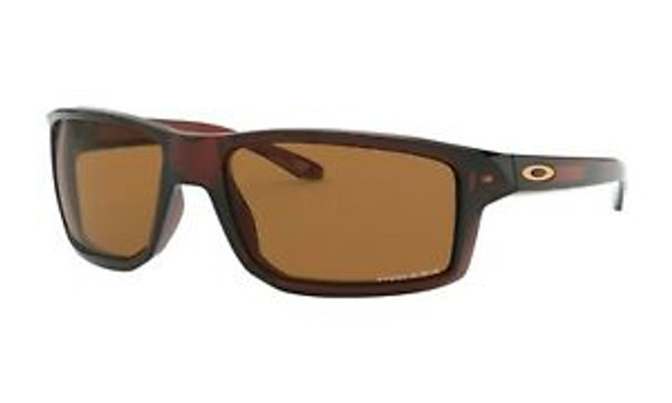 Oakley Gibston Sunglasses, Polar Rootbeer Frames, Prizm Bronze Lenses, OO9449-0260