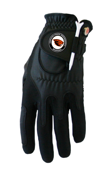 Zero Friction Oregon State Beavers Golf Glove (Black)