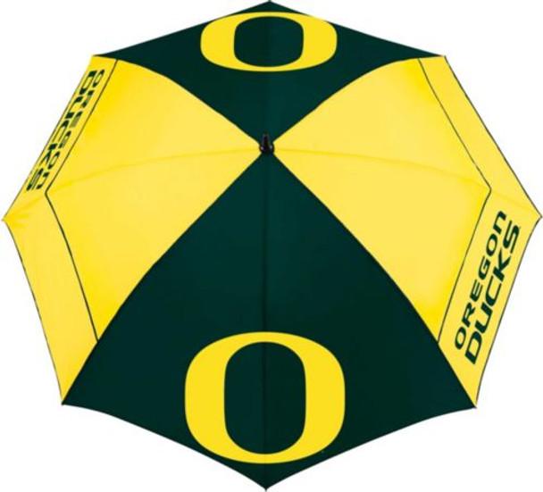 "Team Effort Oregon Ducks 62"" Windsheer Lite Golf Umbrella"
