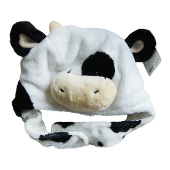 Toddler cow hat