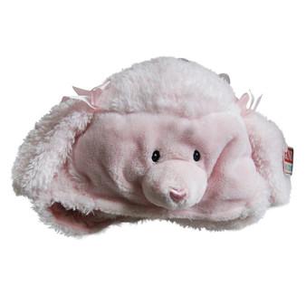 Toddler poodle hat