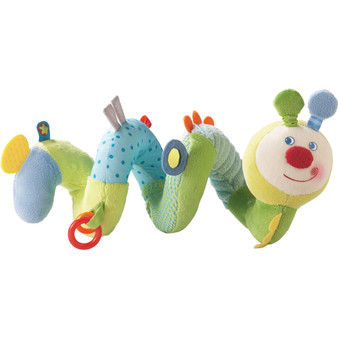 Haba Spring Worm Activity Spiral