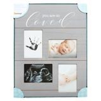 SO LOVED COLLAGE FRAME - PEARHEAD