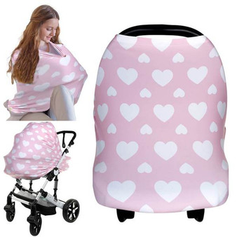 Multi Use Nursing Cover - Carseat Canopy | KeaBabies