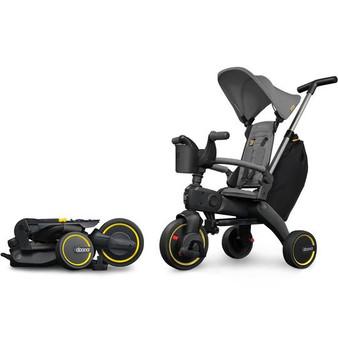 Doona Liki Trike S3 Car Seat & Stroller | Grey Hound