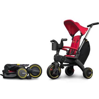 Doona Liki Trike S3 Car Seat & Stroller | Flame Red