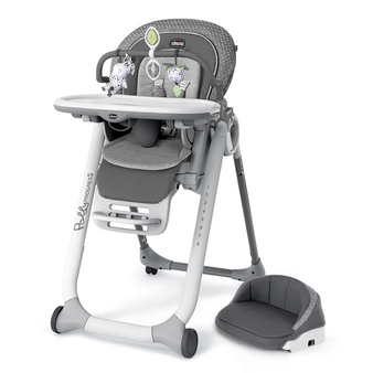 Polly Progress Relax 5-in-1 Highchair - Silhouette