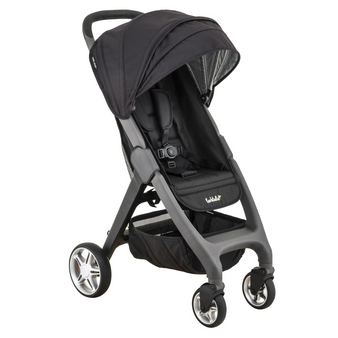 Fold up Strollers | Small Compact Stroller Mornington Gray