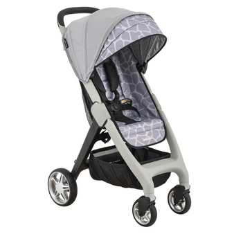 Fold up Strollers | Small Compact Stroller Nightcliff Stone Print