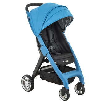 Fold up Strollers | Small Compact Stroller Freshwater Blue