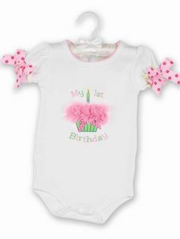 Her First Birthday Onesie