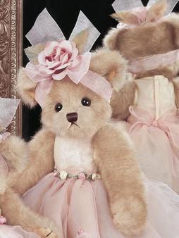 Bearington Bear Tiny Toeshoes Ballerina Bear