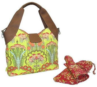 Amy Butler Wildflower Diapr Bag