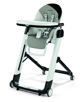 Siesta | High Chairs and Booster Seats (Palette Grey-tri color combination)