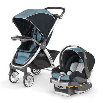 Chicco Bravo Trio Travel System -Iceland