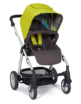 mamas and Papas Sola 2 Stroller-lime green