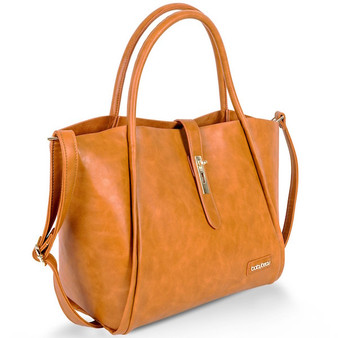 Beau Diaper Bag- Caris Tan