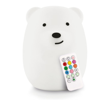 Lumipets Lead Bear Night Light with Remote