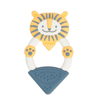Cheeky Chompers Animal Teether-Lion