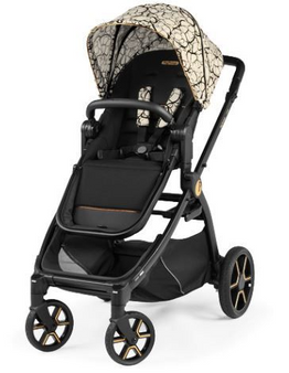 YPSI Stroller (Graphic Gold)