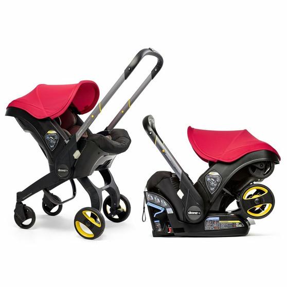 Doona Car Seat & Stroller   Nitro Black