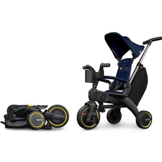 Doona Liki Trike S3 Car Seat & Stroller | Royal Blue