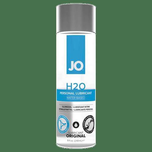 System JO H2O Classic Original Lubricant 8 oz bottle