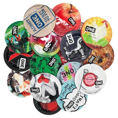 ONE Super Studs Condoms