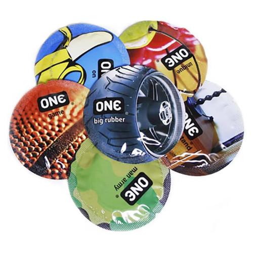 ONE Pleasure Dome Condoms