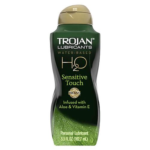 Trojan H20 Sensitive Touch Lubricant