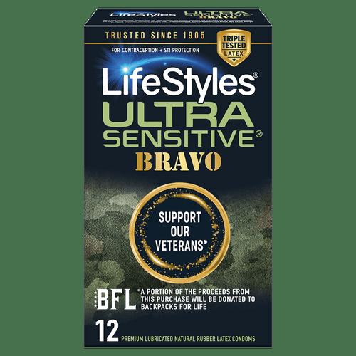 LifeStyles Ultra Sensitive Bravo
