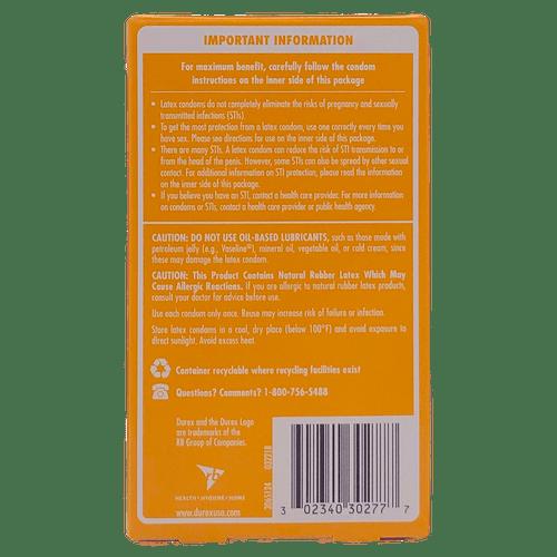 Durex Tropical Flavored Condoms